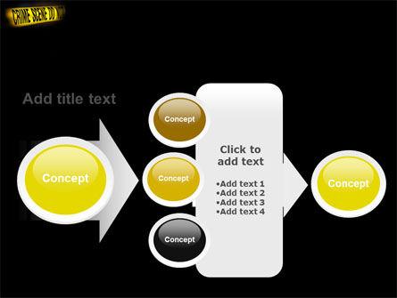 Crime Scene PowerPoint Template Slide 17