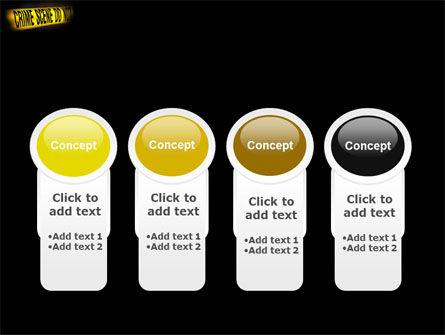 Crime Scene PowerPoint Template Slide 5