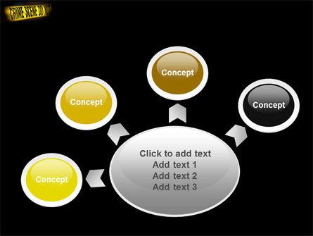 Crime Scene PowerPoint Template Slide 7