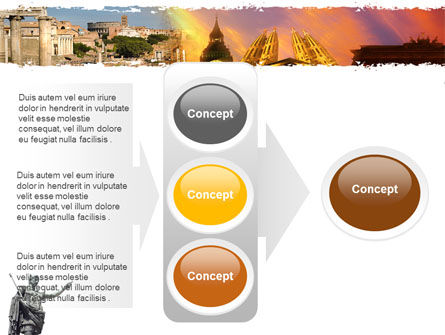 Caesar PowerPoint Template Slide 11