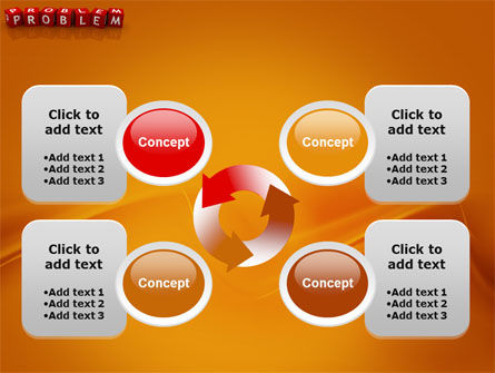 Problem PowerPoint Template Slide 9