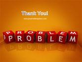 Problem PowerPoint Template#20