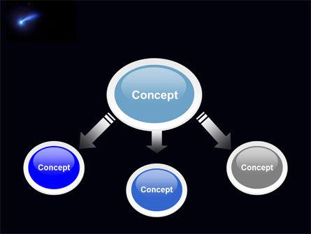 Fallen Star PowerPoint Template, Slide 4, 03889, Technology and Science — PoweredTemplate.com