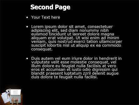 Proofreading PowerPoint Template, Slide 2, 03891, Technology and Science — PoweredTemplate.com