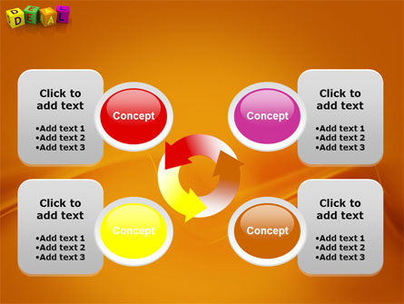Matter PowerPoint Template Slide 9