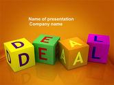 Business: Matter PowerPoint Template #03893