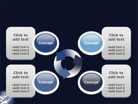 Bubbles PowerPoint Template Slide 9