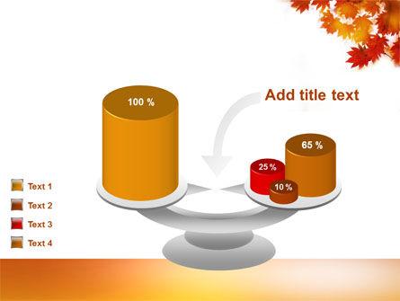 Autumn Season PowerPoint Template Slide 10