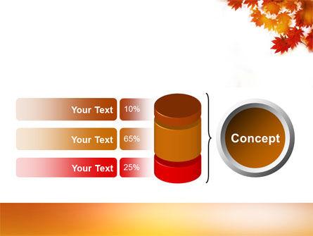 Autumn Season PowerPoint Template Slide 11