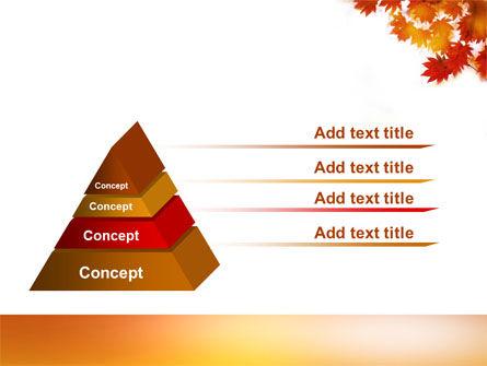 Autumn Season PowerPoint Template Slide 12