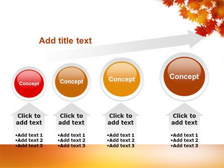 Autumn Season PowerPoint Template Slide 13