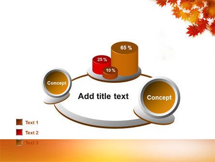 Autumn Season PowerPoint Template Slide 16