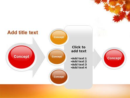 Autumn Season PowerPoint Template Slide 17