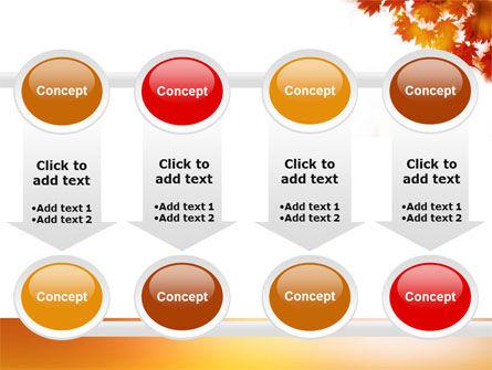 Autumn Season PowerPoint Template Slide 18