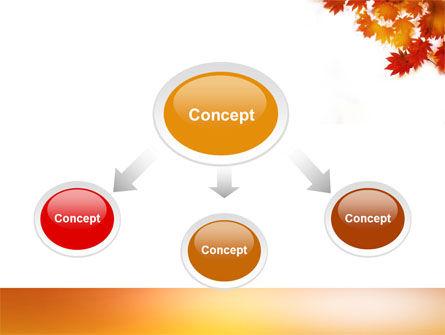 Autumn Season PowerPoint Template, Slide 4, 03898, Nature & Environment — PoweredTemplate.com