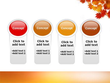 Autumn Season PowerPoint Template Slide 5