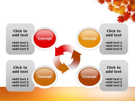 Autumn Season PowerPoint Template Slide 9