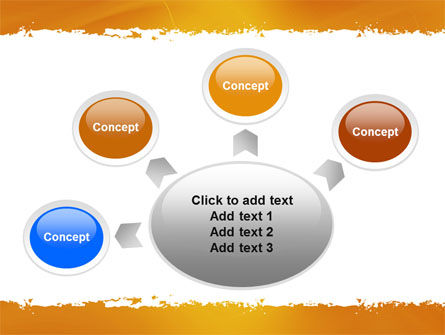 Heart PowerPoint Template Slide 7