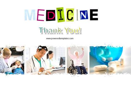 Modern Medicine PowerPoint Template Slide 20