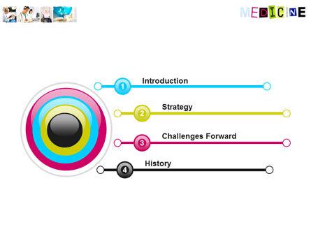 Modern Medicine PowerPoint Template, Slide 3, 03904, Medical — PoweredTemplate.com