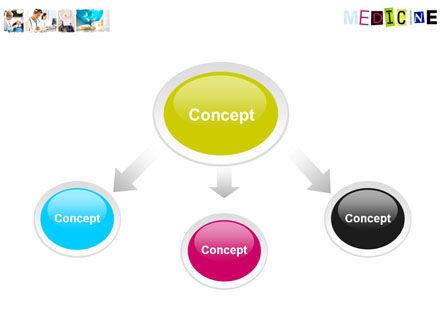 Modern Medicine PowerPoint Template, Slide 4, 03904, Medical — PoweredTemplate.com