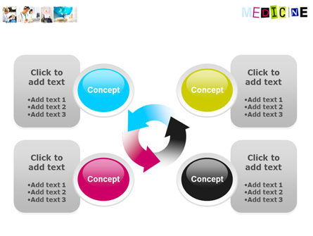 Modern Medicine PowerPoint Template Slide 9