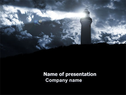 Business Concepts: Pharos PowerPoint Template #03906