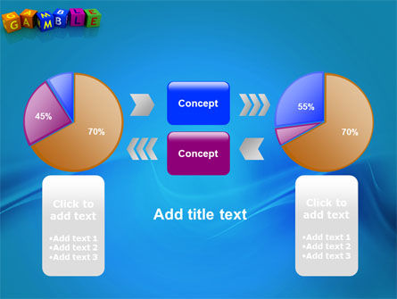 Gamble PowerPoint Template Slide 11