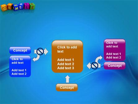Gamble PowerPoint Template Slide 13