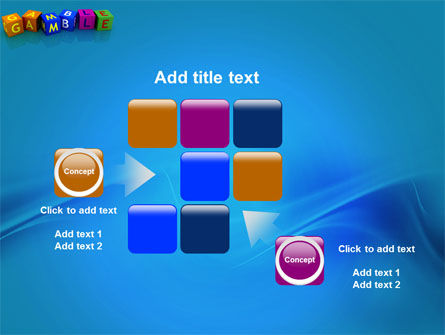 Gamble PowerPoint Template Slide 16