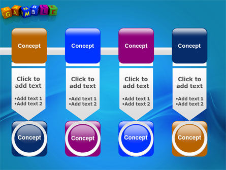 Gamble PowerPoint Template Slide 18
