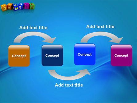 Gamble PowerPoint Template Slide 4