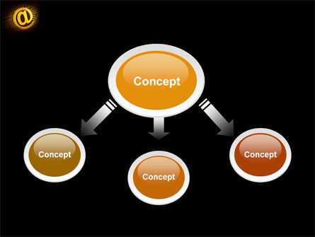Electronic Connection PowerPoint Template Slide 4