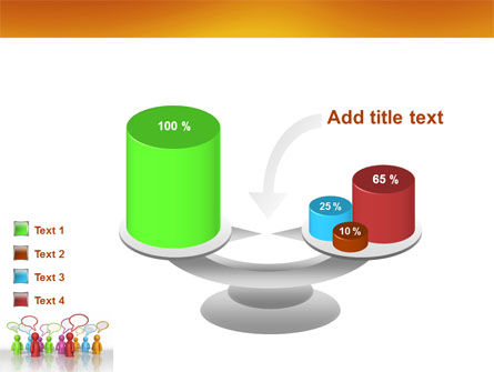 Talk PowerPoint Template Slide 10