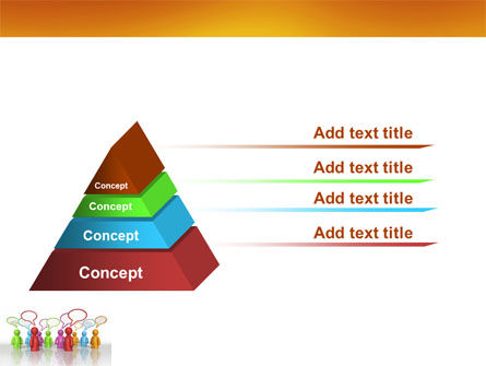 Talk PowerPoint Template Slide 12