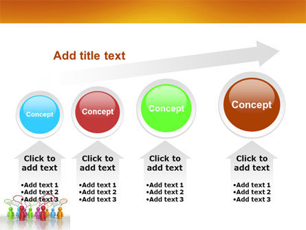 Talk PowerPoint Template Slide 13