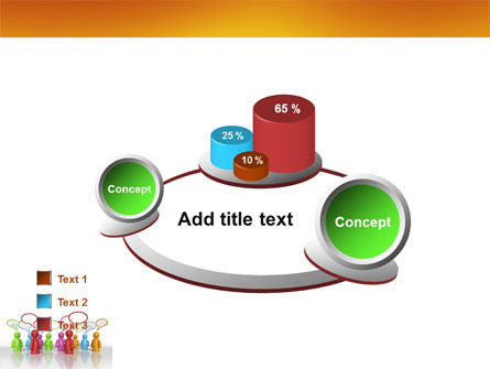 Talk PowerPoint Template Slide 16