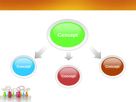Talk PowerPoint Template Slide 4