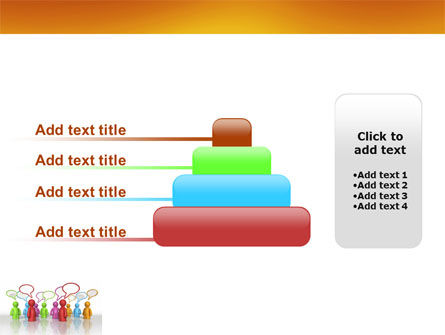 Talk PowerPoint Template Slide 8