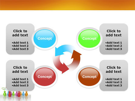 Talk PowerPoint Template Slide 9