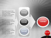 Stop Sign PowerPoint Template#11