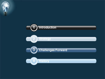Technological Progress PowerPoint Template, Slide 3, 03929, Global — PoweredTemplate.com