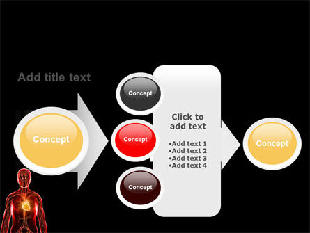 Blood Vascular System PowerPoint Template Slide 17