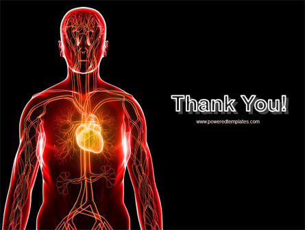 Blood Vascular System PowerPoint Template Slide 20