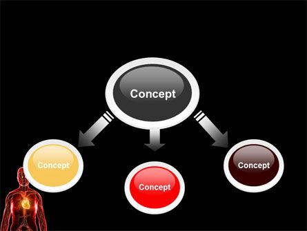 Blood Vascular System PowerPoint Template, Slide 4, 03930, Medical — PoweredTemplate.com