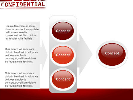 Private PowerPoint Template Slide 11