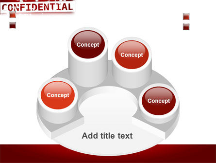 Private PowerPoint Template Slide 12