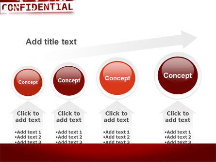 Private PowerPoint Template Slide 13