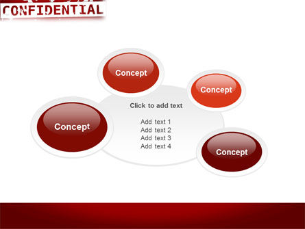 Private PowerPoint Template Slide 16