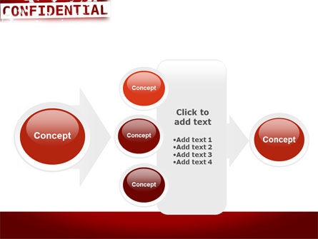 Private PowerPoint Template Slide 17